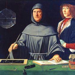Luca Pacioli portrait